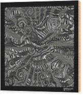 Tornado Alley Wood Print