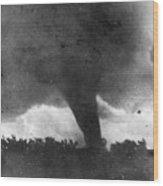 Tornado, C1913-1917 Wood Print