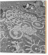 Toro Muerte Wood Print