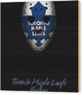 Toronto Maple Leafs Established Wood Print