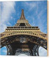 Torre Eiffel - Tour Eiffel - Eiffel Tower Wood Print