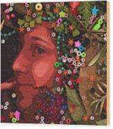 Torrens Elena Wood Print