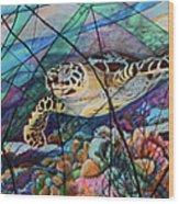 Tortuga Carey Wood Print