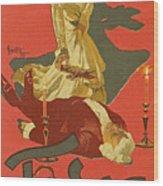 Tosca Wood Print