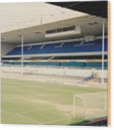 Tottenham - White Hart Lane - East Stand 4 - April 1991 Wood Print