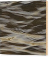 Touch Of Mink Wood Print