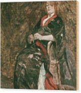 Toulouse-lautrec, 1888 Wood Print