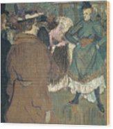 Toulouse-lautrec, 1892 Wood Print