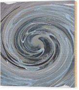 Tourbillon Polaire I / Polar Vortex I Wood Print
