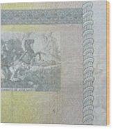 Tourist Dollars In Cuba Wood Print