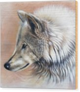 Trace IIi Wood Print