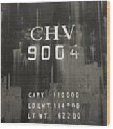 Trains 14 Platinum Wood Print