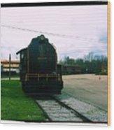 Trains 3 7a Wood Print