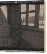 Trains 5 1a Wood Print