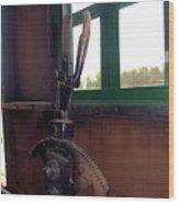 Trains 6 Org Wood Print