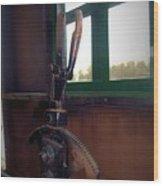 Trains 6 Vign Wood Print