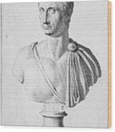 Trajan (c52-117) Wood Print by Granger