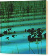 Tranquility Wood Print