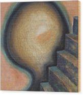 Transcendence Wood Print