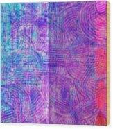 Transchromigration #1 Wood Print