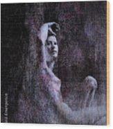 Transcribed Emergence Wood Print