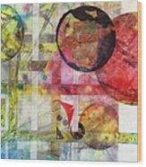 Transition Point Unum Wood Print