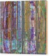 Transpire Wood Print