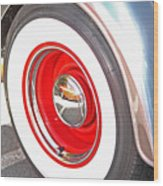 Transportation Art Wood Print