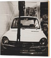 Transportation Gallery Wood Print