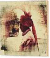 Travel Exotic Headgear Waiter Portrait Mehrangarh Fort India Rajasthan 2a Wood Print