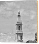 Travelers Tower - Hartford Connecticut Wood Print