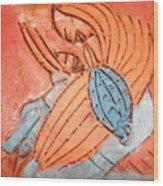 Treasures - Tile Wood Print