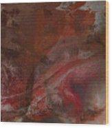 Treasures In Autumn Wood Print