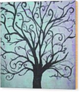 Our Tree Wood Print