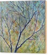Tree Number One Wood Print
