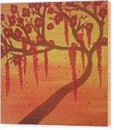 Tree Of Desire Wood Print