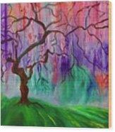Tree Of Life 111 Wood Print