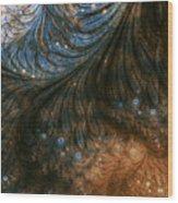 Tree Of Life Wood Print by Lauren Goia