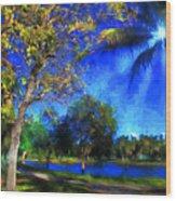 Tree Series 70 Wood Print