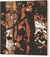 Tree Woman / 2 Wood Print