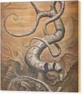 Treehensile Wood Print
