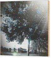 Treeson Wood Print
