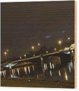 Trent Bridge  Wood Print