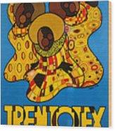Trentotex Fabrics Wood Print