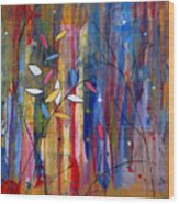 Tres Jolie Wood Print