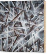 Triangle 2 Wood Print