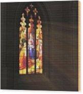 Tribute To Franz Von Rohden Wood Print