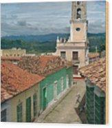 Trinidad - Cuba Wood Print