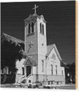 Trinity Church 1871 Wood Print