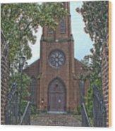 Trinity Episcopal Church Wood Print